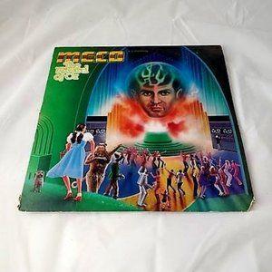 Mecco The Wizard Of Oz Vinyl Record LP